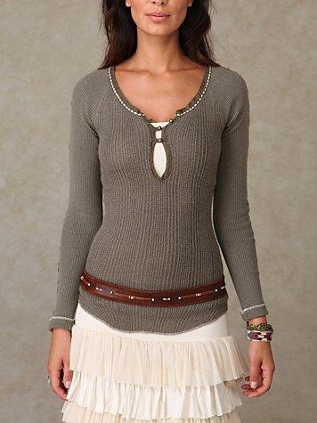 Totem Bead Belt