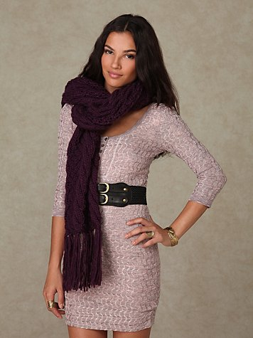 Cozy Wrap Scarf