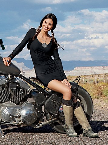 Easy Rider Dress