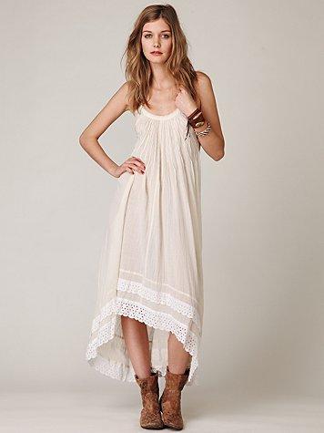 FP ONE Sunburst Maxi Dress