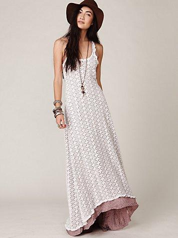 Sundial Maxi Dress