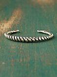 Coil Spiral Cuff