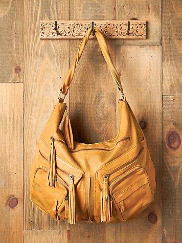 Sepia Zip Bag