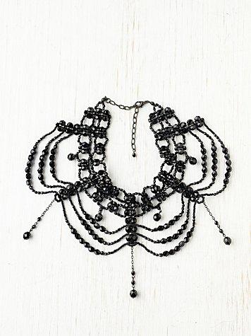 Roaring Bead Collar