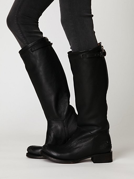 Destroyer Tall Boot
