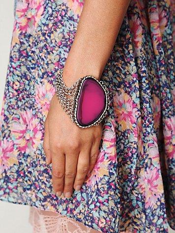Raw Stone Bracelet