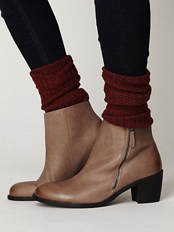 Presley Zip Ankle Boot