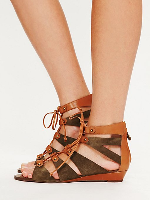 Outback Lace Sandal