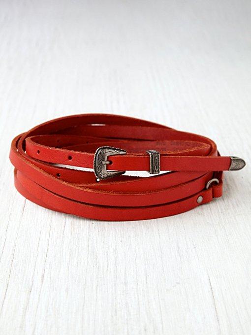 Kingsbury Triple Wrap Belt