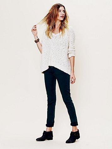 La Parisienne Colored Skinny