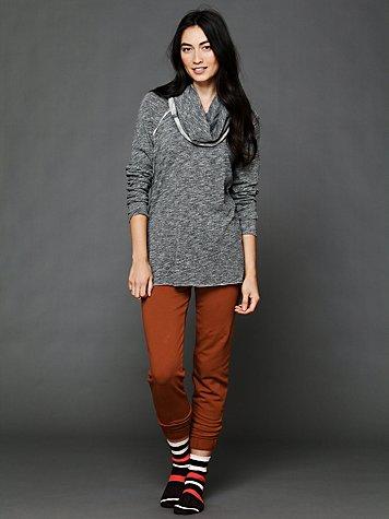 Fleece Tailored Sweatpant