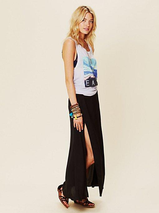 Love Stoned Maxi Skirt