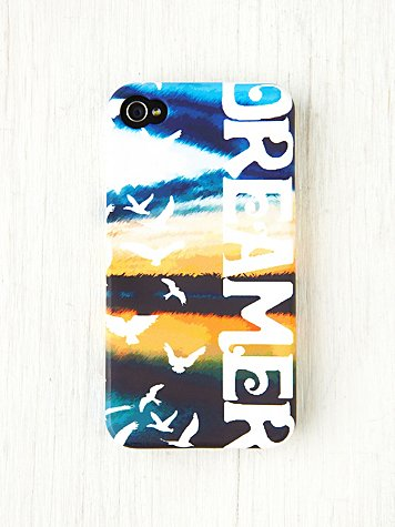 Printed iPhone 4/4S Case