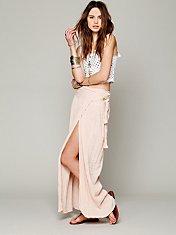 Spinner Maxi Skirt