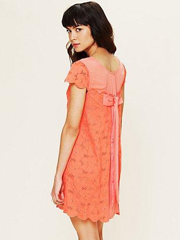 Brown Eyed Girl Dress