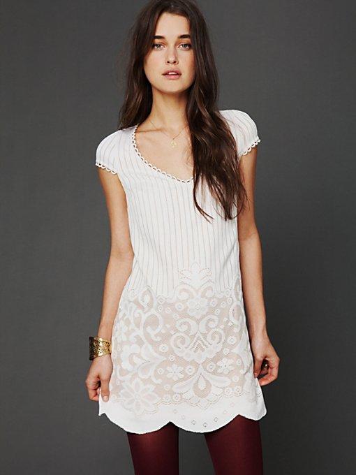 FP New Romantics Speak Easy Shift Dress