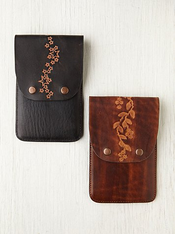Leather iPhone 4/4S Wallet