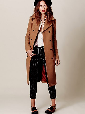 At Length Coat