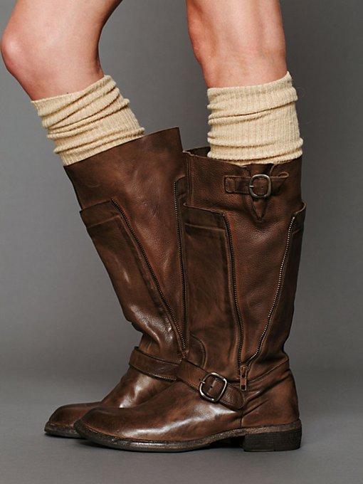 Sutton Zip Mid Boot