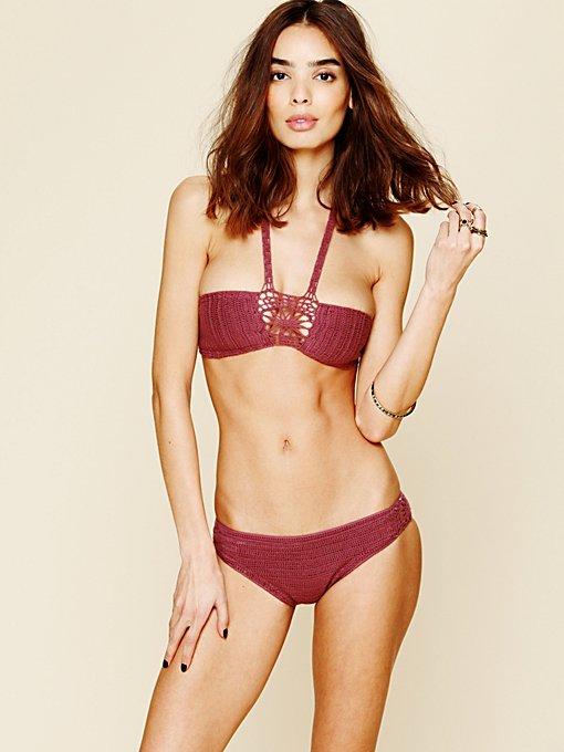 Crochet Bikini Set