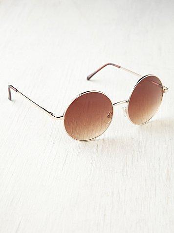 Metal Round Glasses