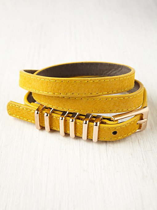 Six Bar Belt