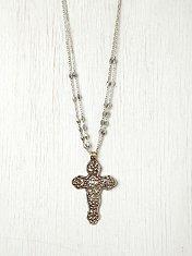 Santa Maria Cross Pendant
