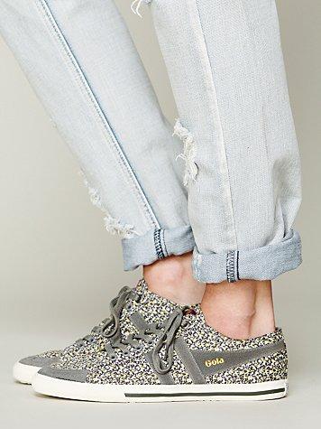 Ditsy Gola Sneaker