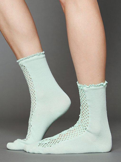 Daisy Lane Ankle Sock