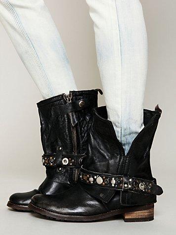 Addison Military Boot