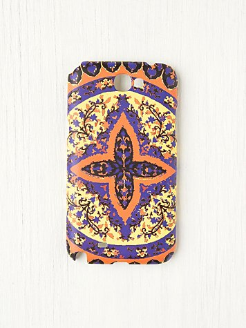 Printed Galaxy Note II Case