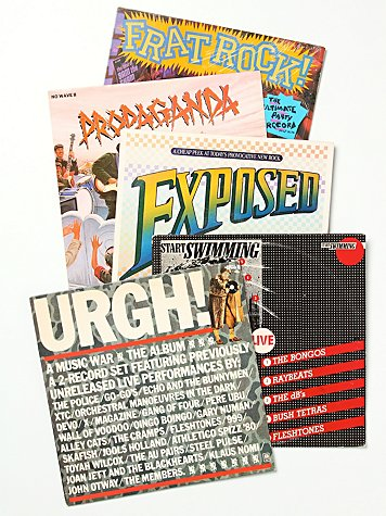"""Vintage """"Compilations"""" Collection of Records"""