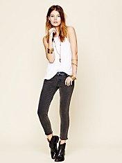 Iggy Crop Skinny Jeans
