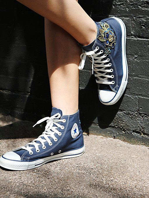 Lunar Rose Chucks