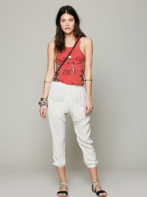 White Cloud Pant