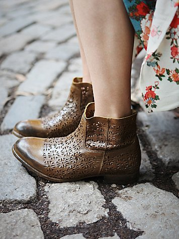 Bloom Ankle Boot