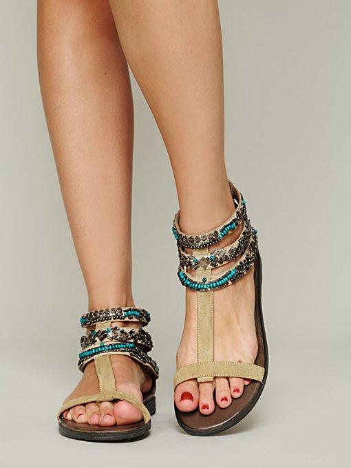 Sahara Beaded Sandal
