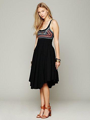 Telluride Fit-N-Flare Dress