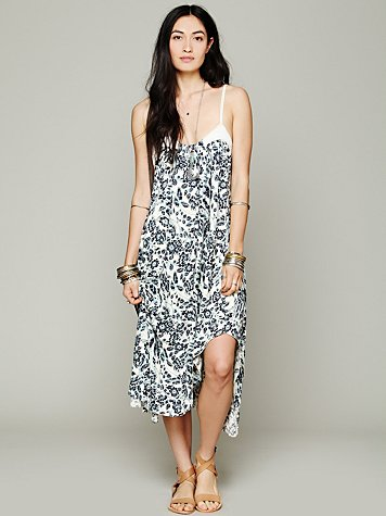 FP New Romantics Echo Me Floral Dress