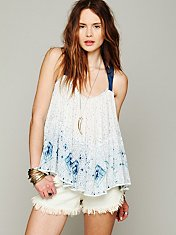FP ONE Tribal Print Tank