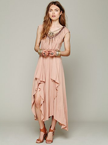 FP New Romantics Cleo Maxi Dress