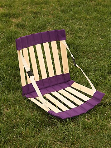 Handpainted Folding Chair