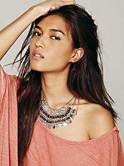 Sunny Bead Collar
