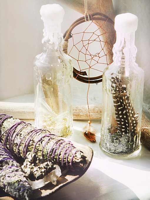 Lavender Wishing Bottles