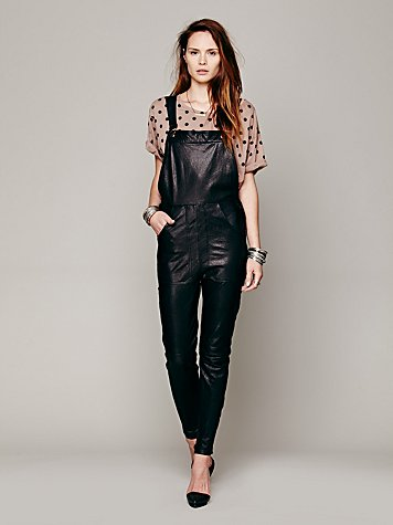 Voyageur Leather Overall