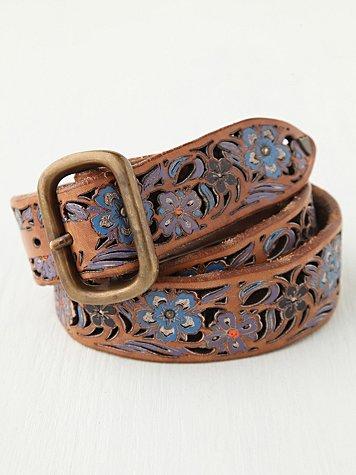 Kiri Painted Belt