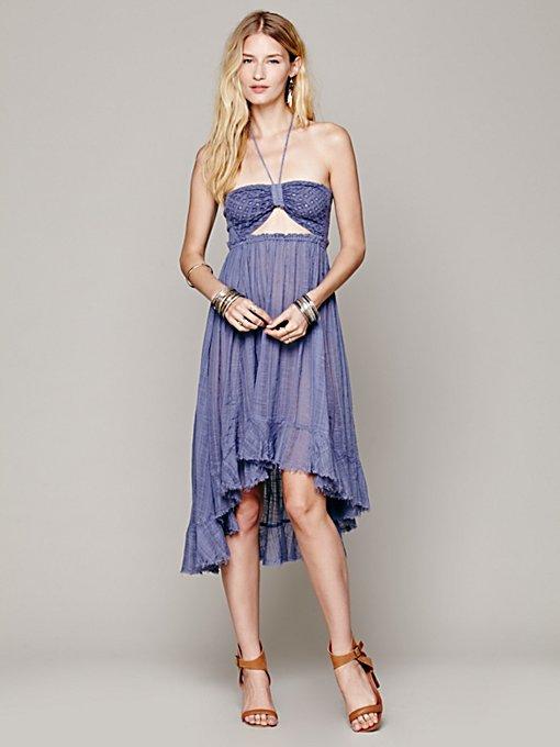 Hi Low Goddess Dress