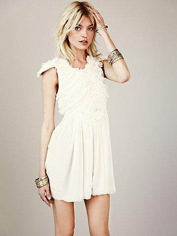 Xena Embellished Dress