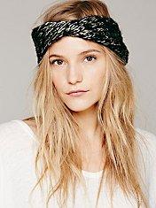 Shine On Twisted Headwrap