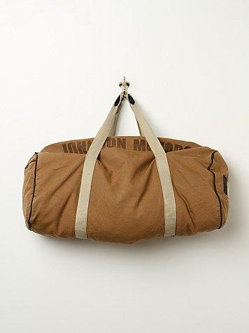 Johnson Motors Duffle Bag